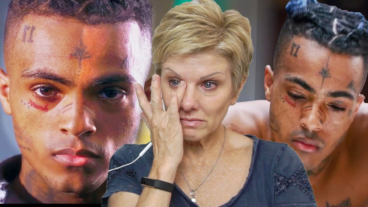 Mom REACTS to XXXTENTACION - SAD! (Official Music Video)