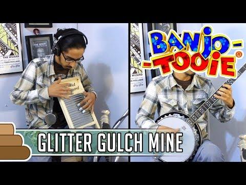 Grant Kirkhope - Glitter Gulch Mine [Banjo-Tooie]