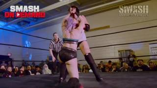 Free Match - Kimber Lee vs Courtney Rush