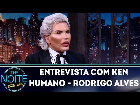 Entrevista com Ken Humano - Rodrigo Alves  The Noite 230518