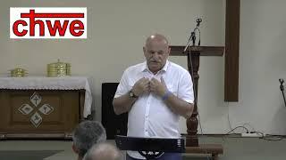 """Kazanie """"Daj się uratować"""" – pastor Andrzej Cyrikas"""
