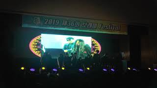 2019 경포고등학교 보래미제 학급 공연 1-8