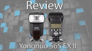Flash Yongnuo 565EX II - Review