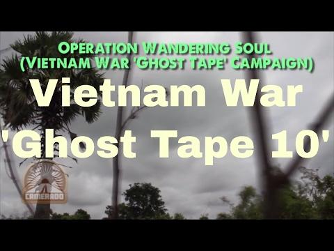 Vietnam War Ghost Audio Tape used in PSYOPS 'Wandering Soul'