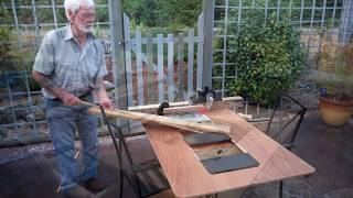 Circular saw to a table saw conversion, an innovative idea simply detailed