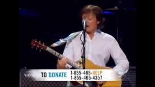 Paul McCartney - Blackbird Thumbnail
