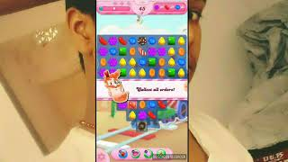 How to solve candy crush saga level 156