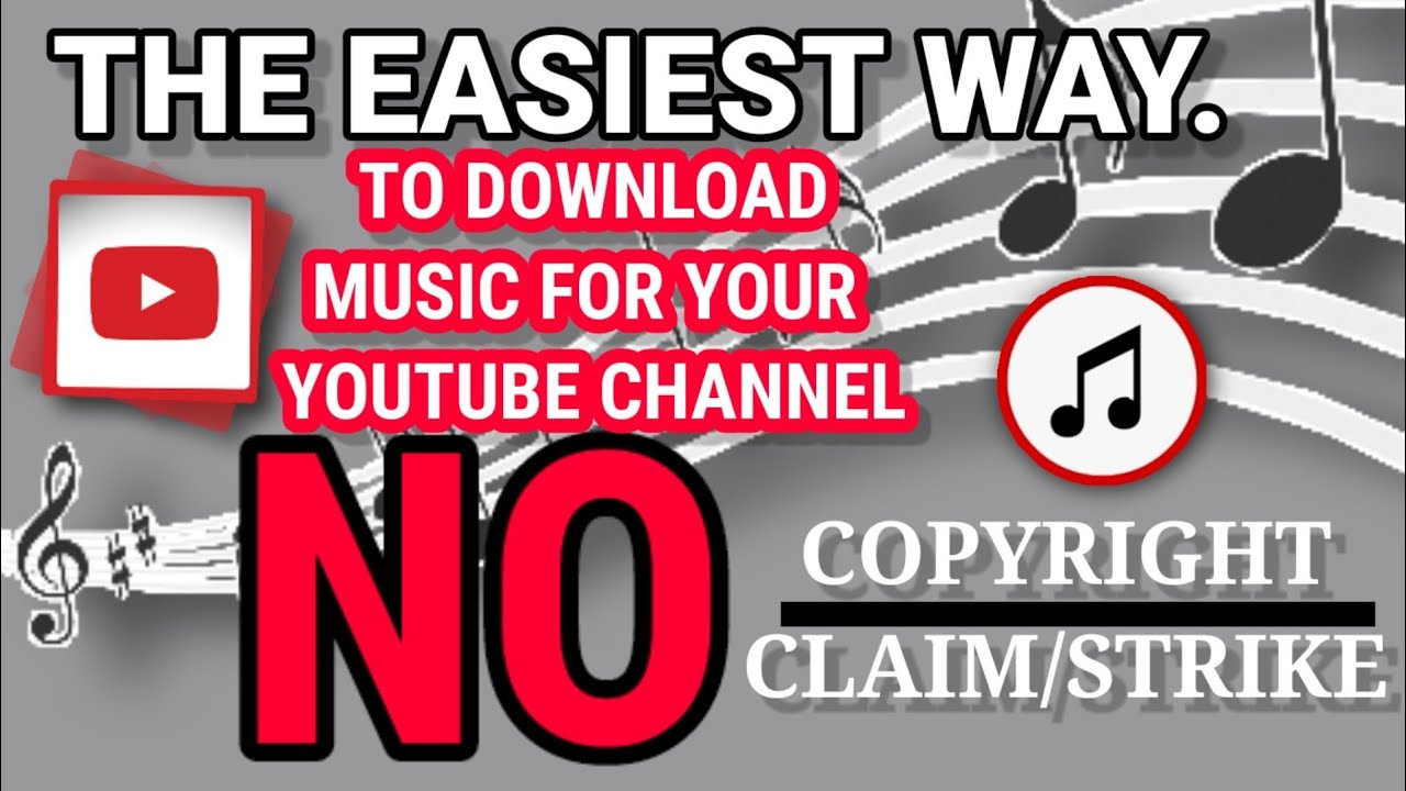How To Download Music For Your Youtube Channel No Copyright Al Miray Youtube