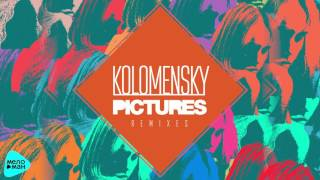 Kolomensky - Pictures  - DJ Antonio Remix (Official Audio 2017)