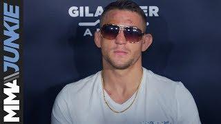 UFC on FOX 29: Dustin Poirier full post-fight interview
