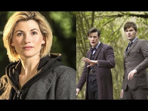 10th and 11th doctor meet war who