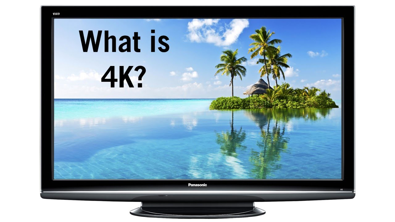 what is 4K