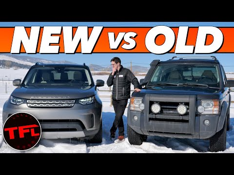 Is The New Land Rover Discovery ACTUALLY BETTER Than A $5000