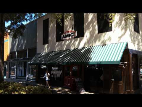 Milledgeville Great American Main Street Video