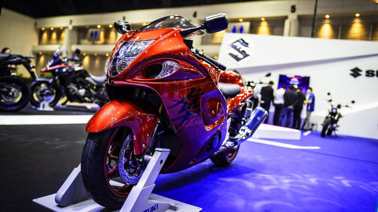 SUZUKI Bangkok International Motor Show 2021 (TEASER)