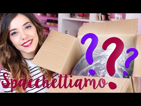 SPACCHETTIAMO? SHOPPING ONLINE! HAUL VESTITI INDOSSATI | Vanessa Ziletti ♡