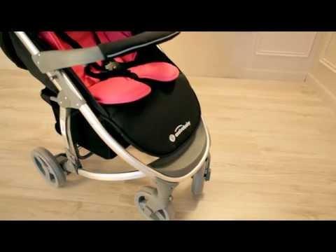 dc585daab Carrefour Baby - El carrito de paseo - YouTube