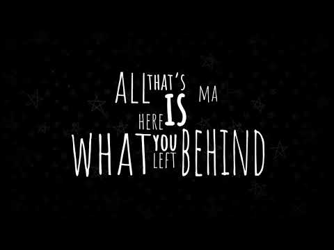 CHVRCHES - Night Sky // Lyric Video // Unofficial