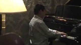 Steinway Hall piano recital, By A Blue Lagoon