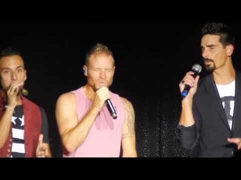 Backstreet Boys Cruise 2014 - Concert B - Siberia