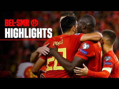 #EURO2020 | Highlights | Belgium vs San Marino 9-0
