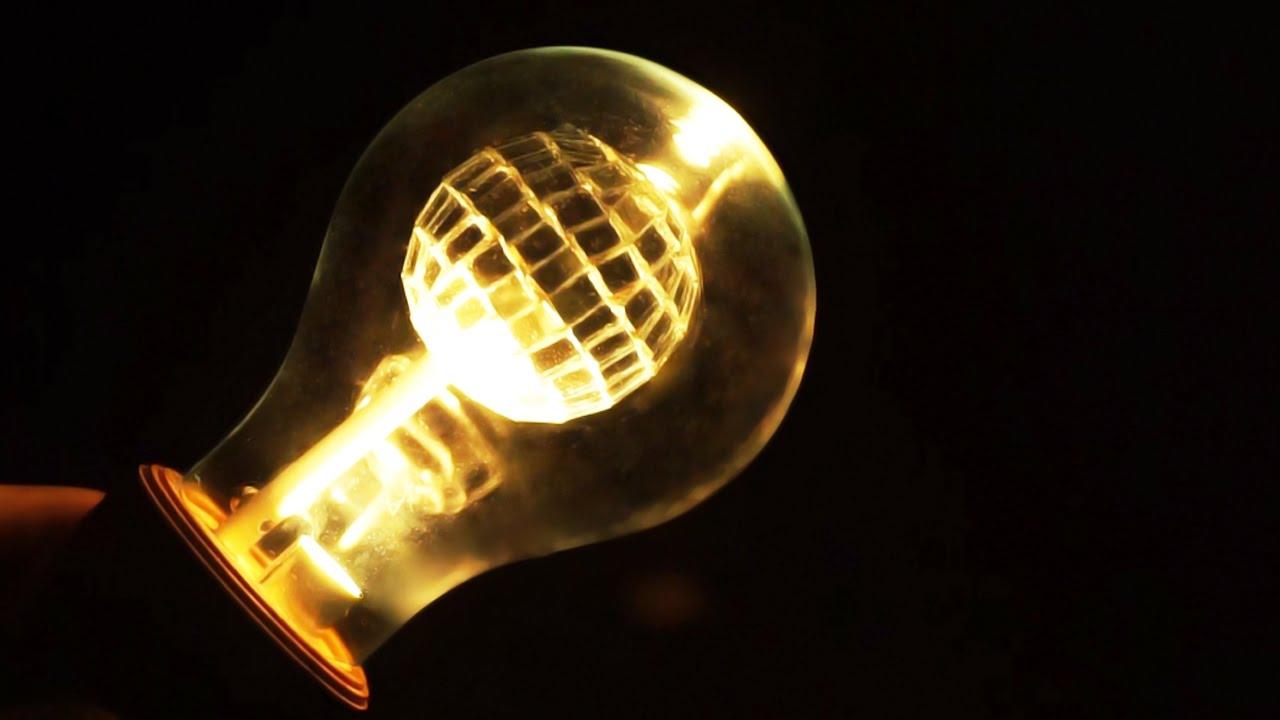 Делаем лампочку из лампочки !!!