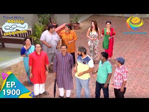 Taarak Mehta Ka Ooltah Chashmah - Episode 1900 - Full Episode
