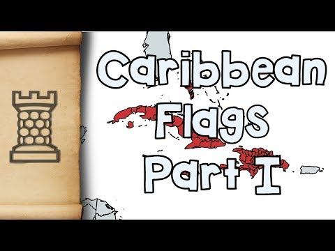 Caribbean Flags - Explained