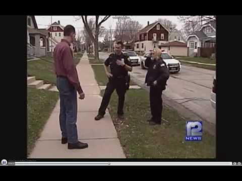 POLICE STATE: Cops vow to put citizens down (Milwaukee News)