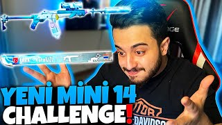 MİNİ 14 CHALLENGE AMA MİNİ BULURSAM VİDEO BİTER! 😅😅😅