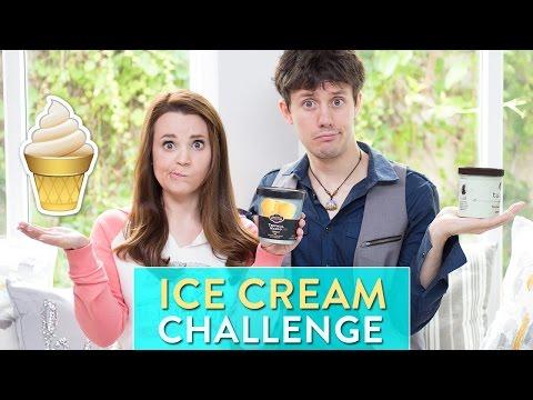 ICE CREAM CHALLENGE! w/ Kurt Hugo Schneider
