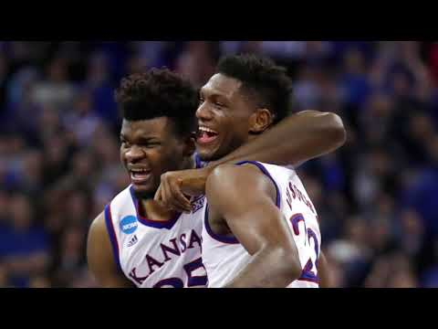 March Madness ends with intrigue of Loyola-Michigan, Kansas-Villanova (video)