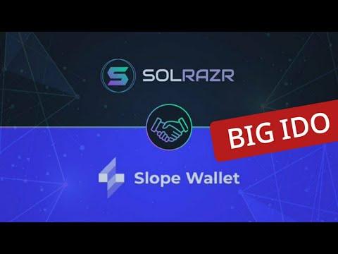 SolRazr Big Ido Offer | In Solana Blockchain