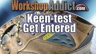 KEEN Utility Tacoma - Get in the Rugged Ride Sweepstakes