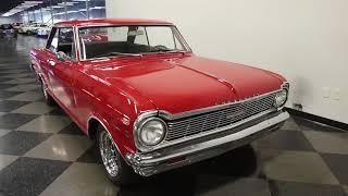 1331 TPA 1965 Chevrolet Chevy II Nova SS