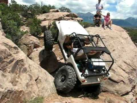 Rock Crawler Rockcrawler Moab Jeep Safari Youtube
