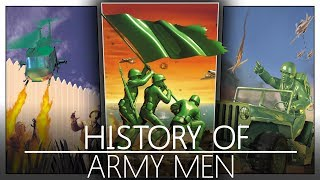 History of - ARMY MEN (1998-2010)