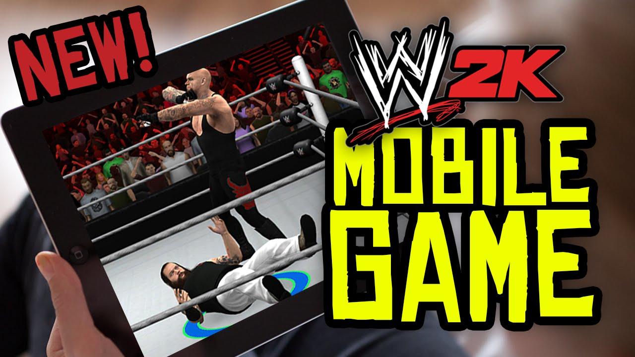 WWE 2K Mobile Game! Tu...