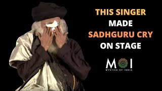 This Singer Made Sadhguru Cry On Stage | Mahashivaratri 2020 | Mystics of India 2020