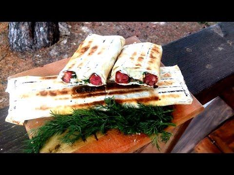 Охотничьи калбаски в лаваше с сыром без регистрации и смс