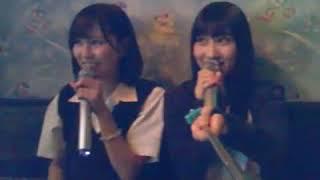 2015.06.30 矢倉楓子、古賀成美 曲:NMB48/僕らのユリイカ Google+投稿...
