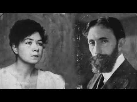 Alfonsina Storni - Inv: Guillermo Storni