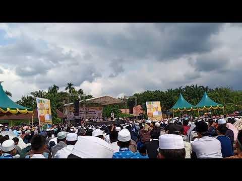 Ustad Abdul Somad Di Padang Lawas
