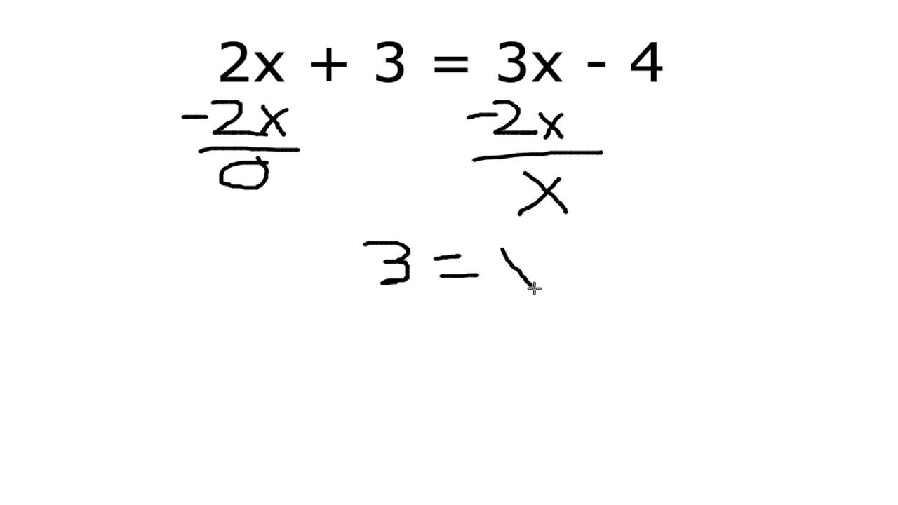 Ged Study Guide Math Algebra