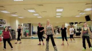 """Big and Chunky"" Fitness Dance Choreography"