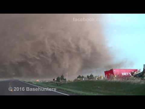 5/7/2016 Eckley & Wray, CO Extreme Close-Range Tornadoes