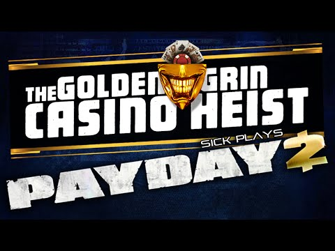 PAYDAY 2 Golden Grin Casino - Winter Hunt
