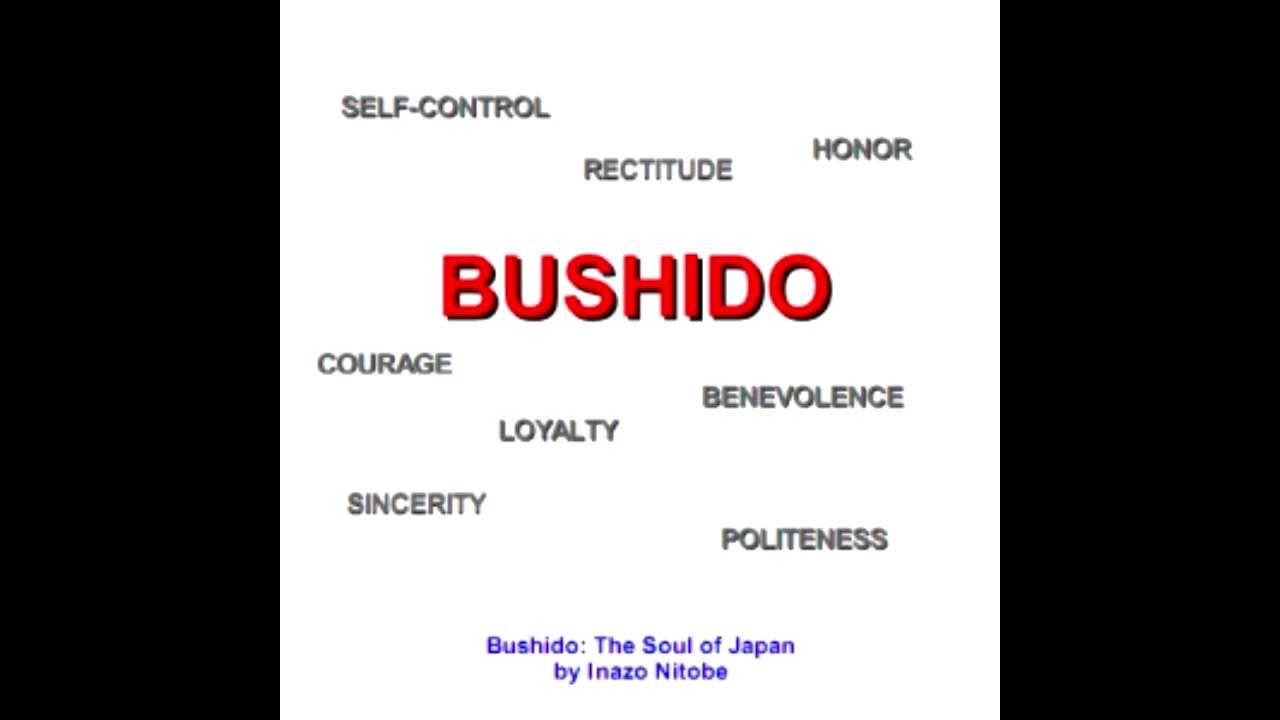 bushido essay