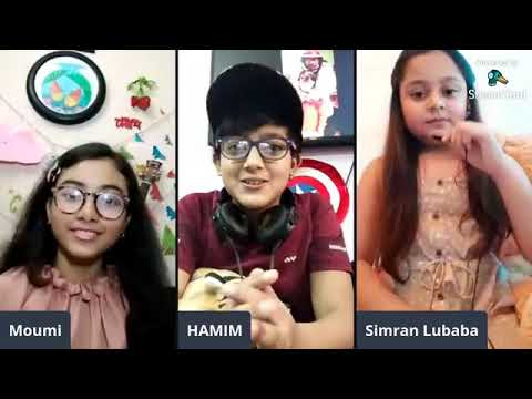 Download Live Show with Moumi | Simrin Lubaba | Azam Hamim | 8th episode