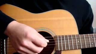 One Republic Secrets - Guitar Lesson - Picking